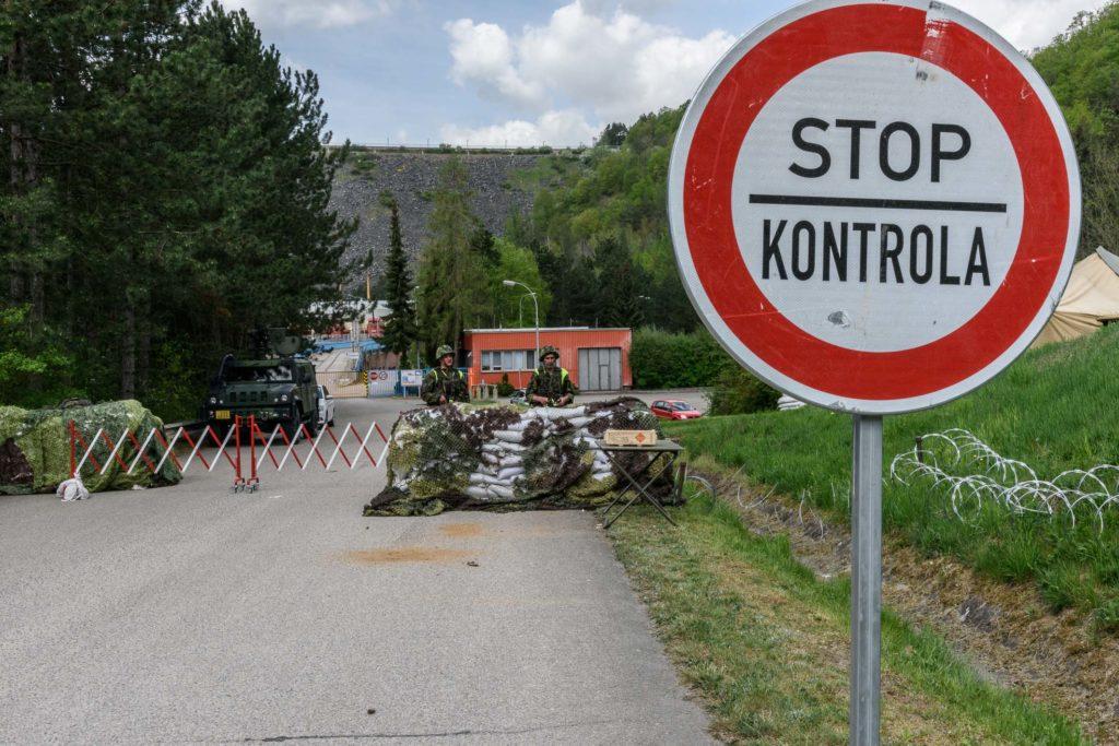 Armáda ověřila obranu vodní elektrárny Dalešice